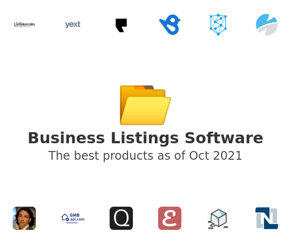 Business Listings Software