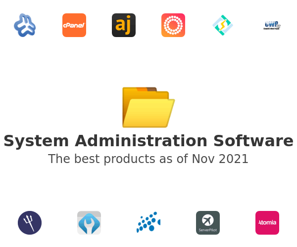 System Administration Software