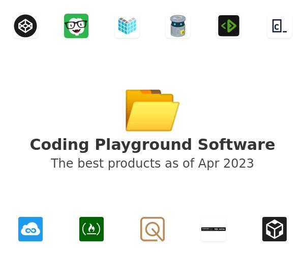 Coding Playground Software