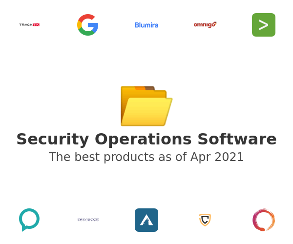 Security Operations Software