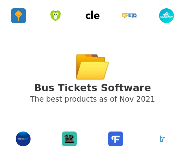 Bus Tickets Software
