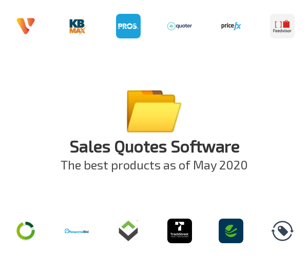 Sales Quotes Software