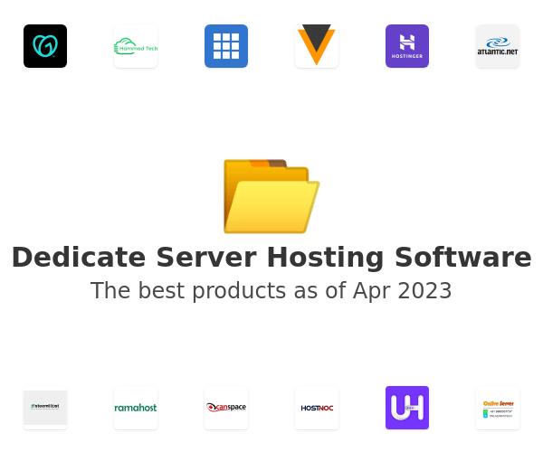 Dedicate Server Hosting Software