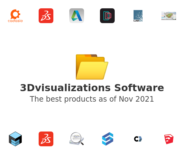 3Dvisualizations Software