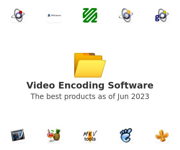 Video Encoding Software