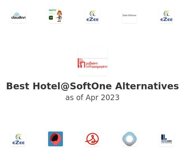 Best Hotel@SoftOne Alternatives