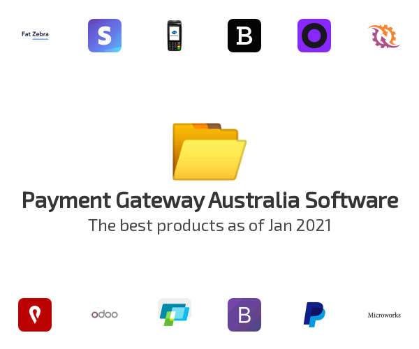 Payment Gateway Australia Software