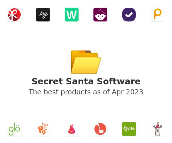 Secret Santa Software