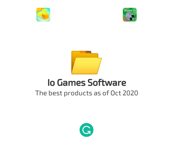 Io Games Software