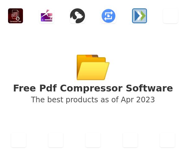 Free Pdf Compressor Software