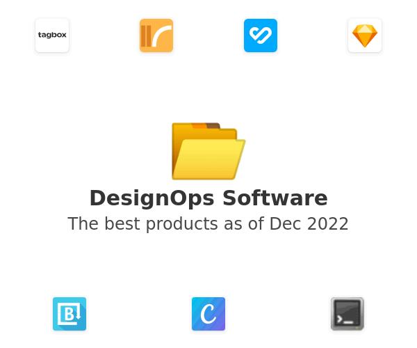 DesignOps Software