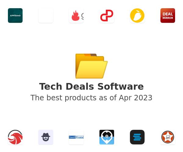 Tech Deals Software