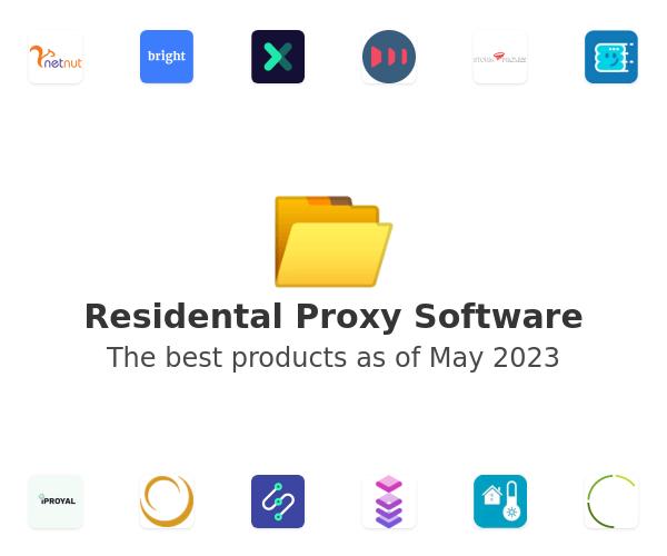 Residental Proxy Software