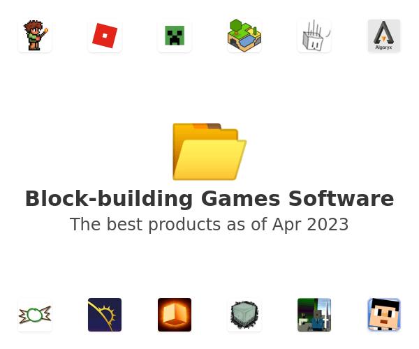 Block-building Games Software
