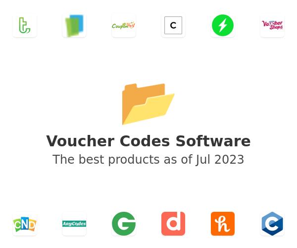 Voucher Codes Software