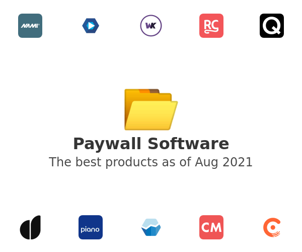 Paywall Software