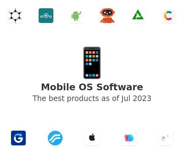 Mobile OS Software