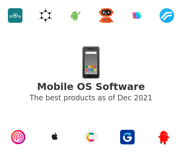 Mobile OS Software