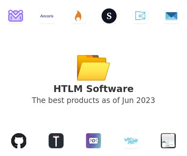 HTLM Software