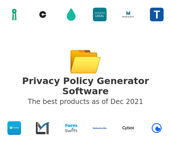 Privacy Policy Generator Software