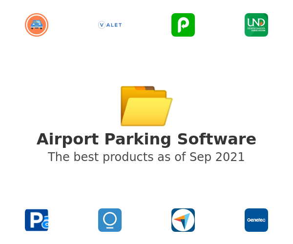 Airport Parking Software