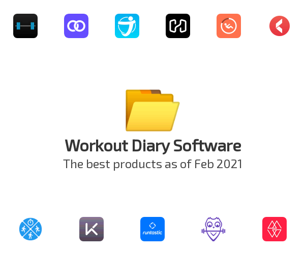 Workout Diary Software