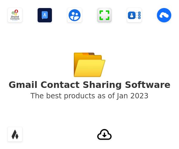 Gmail Contact Sharing Software