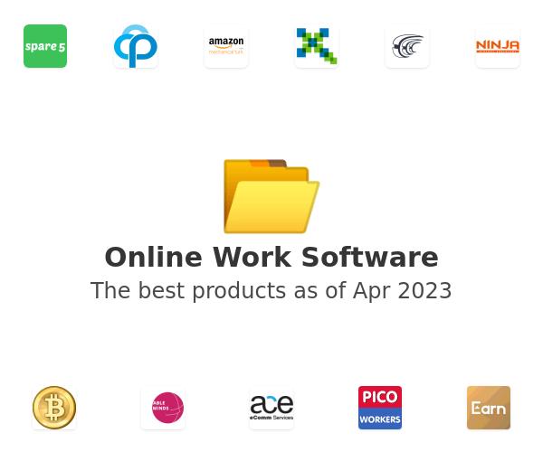 Online Work Software