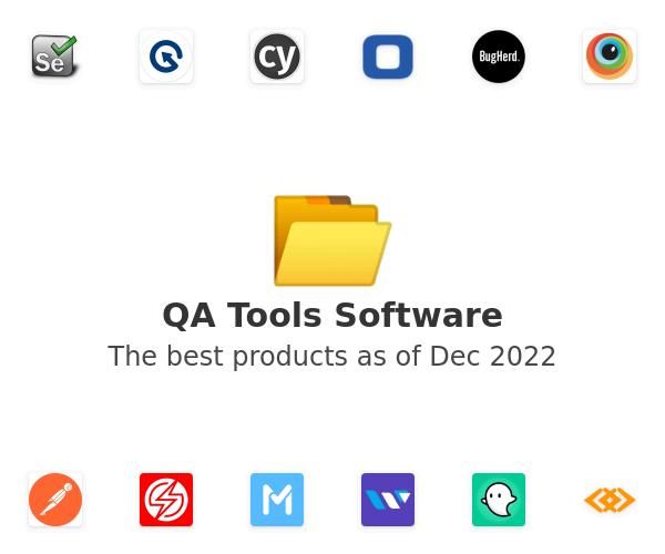 QA Tools Software
