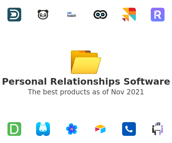 Personal Relationships Software