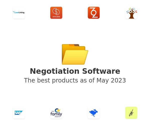 Negotiation Software