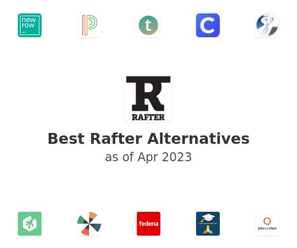 Best Rafter Alternatives