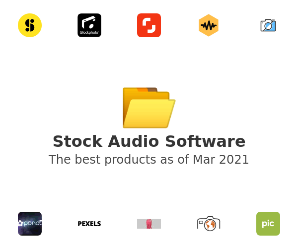 Stock Audio Software
