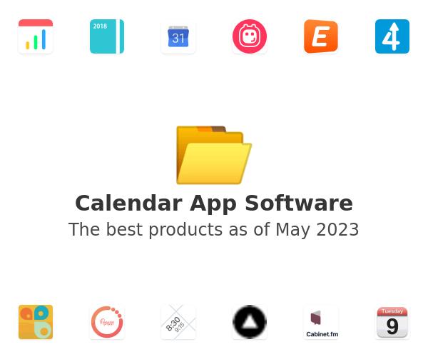 Calendar App Software