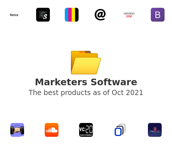 Marketers Software