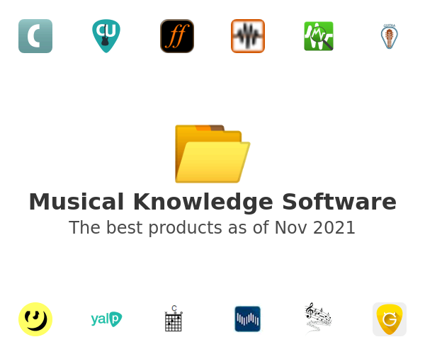 Musical Knowledge Software
