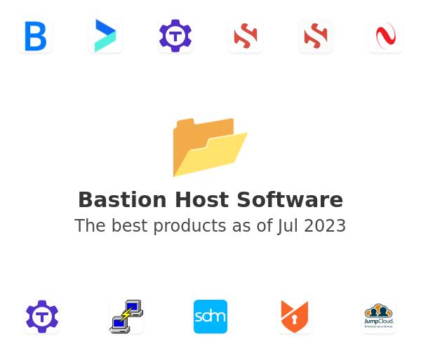 Bastion Host Software