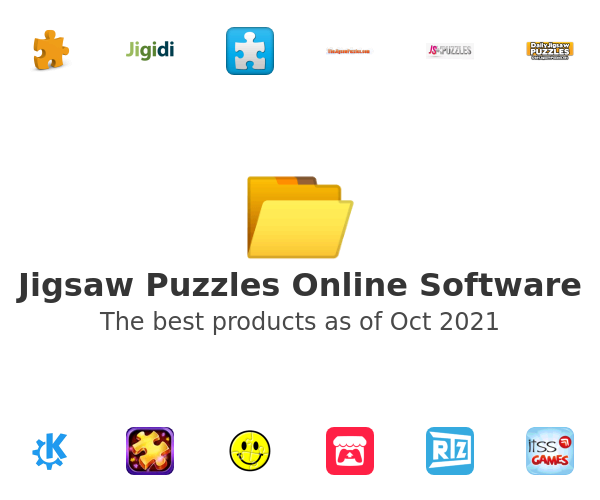 Jigsaw Puzzles Online Software