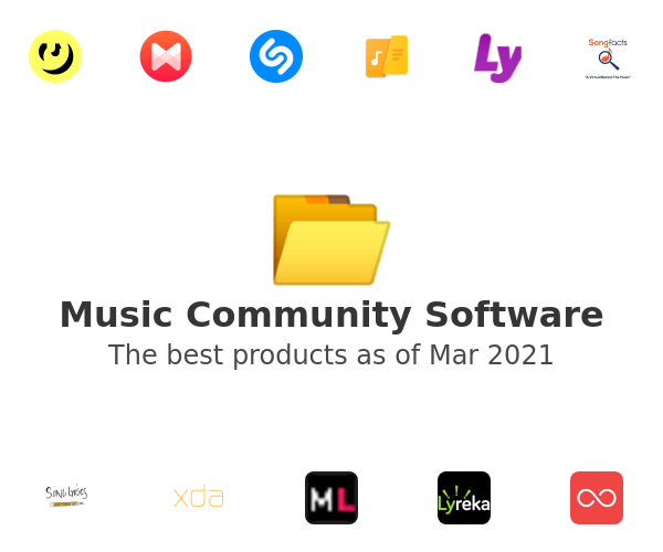 Music Community Software