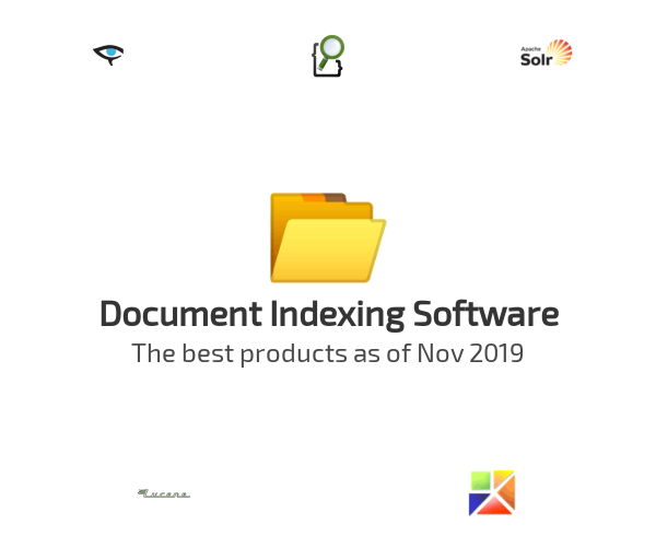 Document Indexing Software