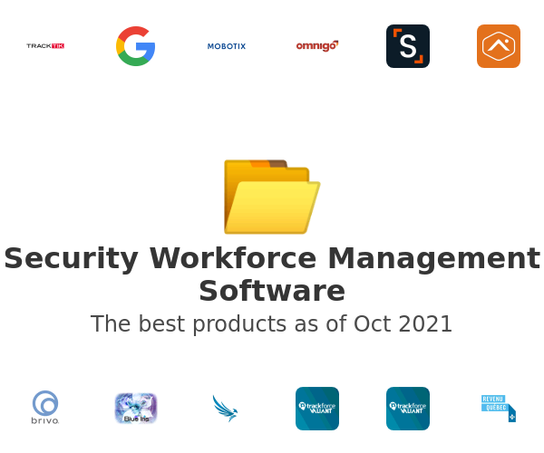 Security Workforce Management Software