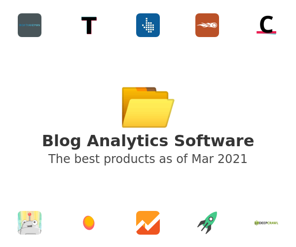 Blog Analytics Software