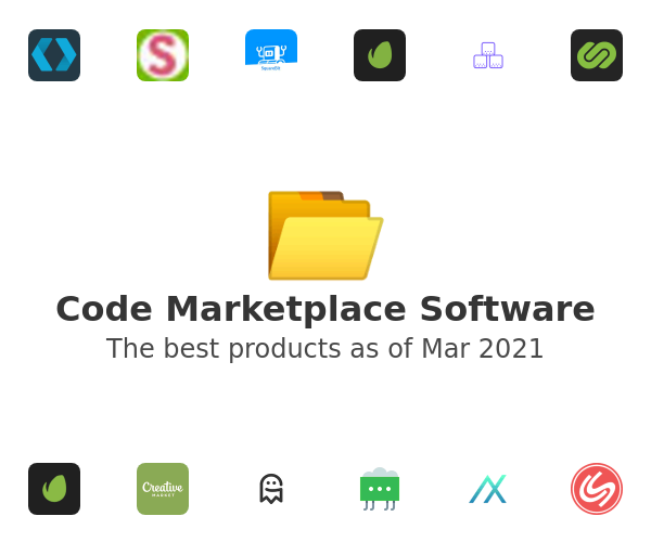 Code Marketplace Software