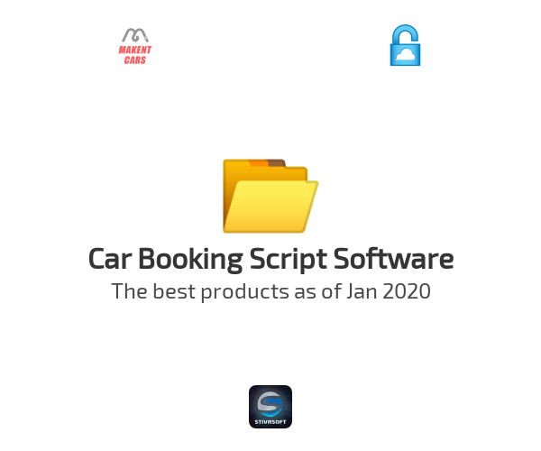 Car Booking Script Software