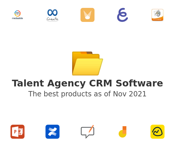 Talent Agency CRM Software