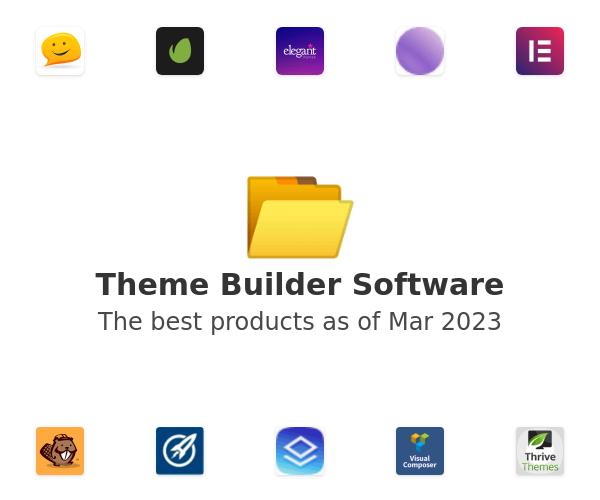 Theme Builder Software