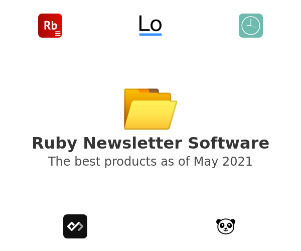 Ruby Newsletter Software