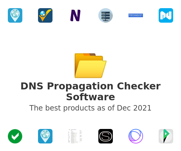 DNS Propagation Checker Software