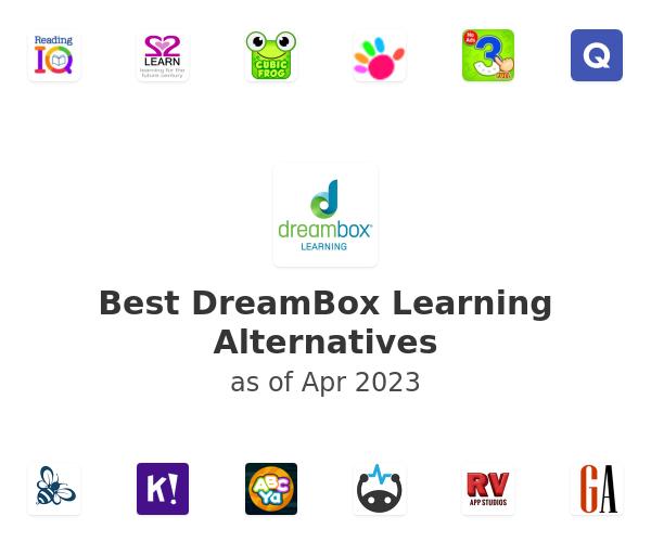 Best DreamBox Learning Alternatives