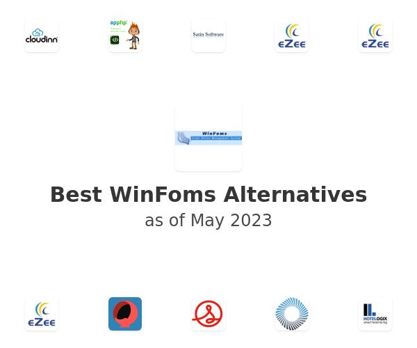 Best WinFoms Alternatives